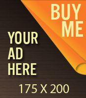 BANNER AD SPACE 175 x 200
