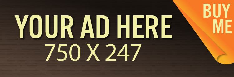 BANNER AD SPACE 750 X 247